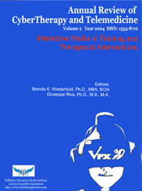 Annual Review of CyberTherapy and Telemedicine, Volume 2, 2004